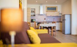 Lodge Soleil – Appartamento Giallo – 03