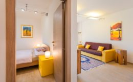 Lodge Soleil – Appartamento Giallo – 07